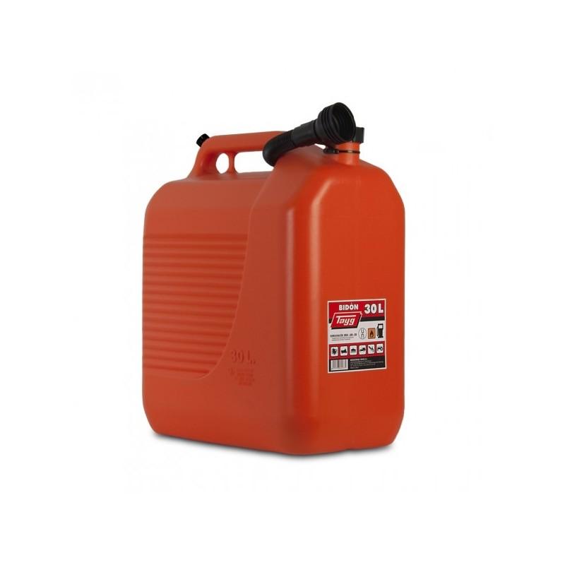 Bid n gasolina 30 litros comprar online for Bidon 30 litros cierre ballesta