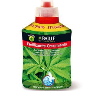 fertilizante ecoyerba crecimiento 400 ml