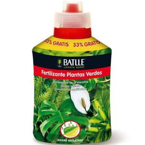 fertilizantes plantas verdes