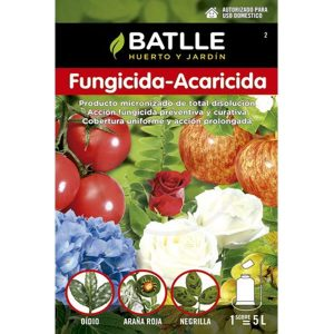 fungicida acaricida sobre