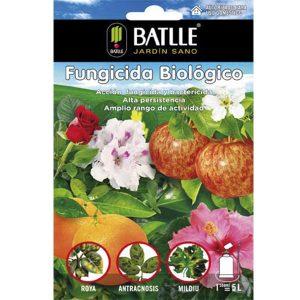 fungicida biológico sobre
