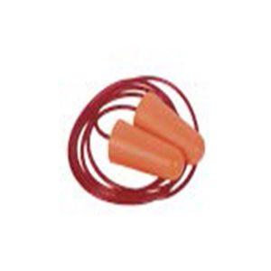 tapones oídos con cuerda