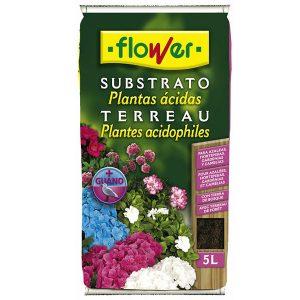 SUSTRATO PLANTAS ACIDAS FLOWER
