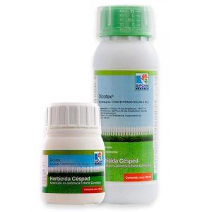 herbicida-césped