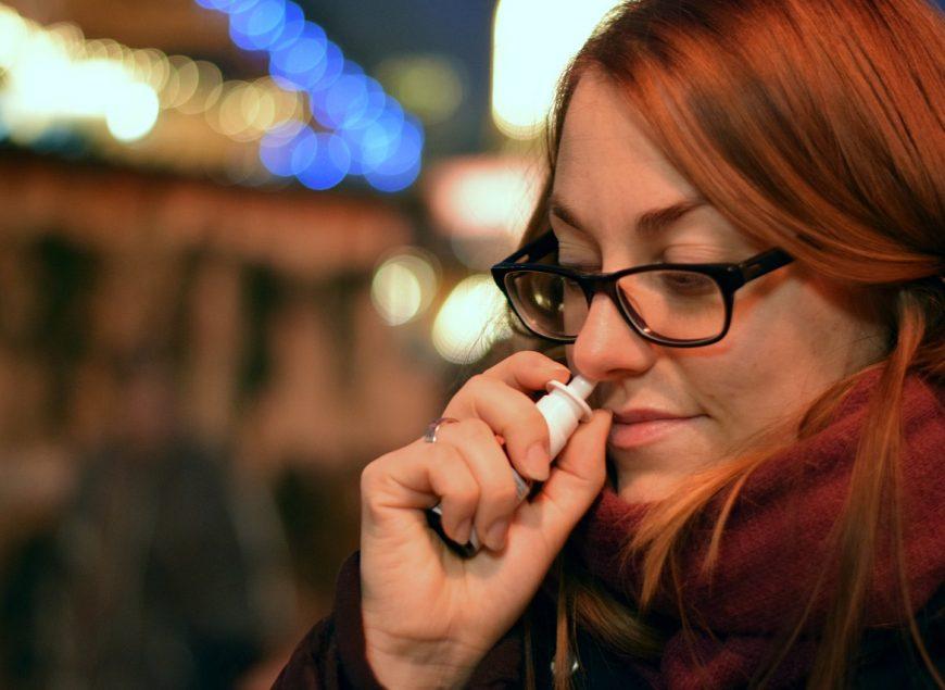 Alergias en España