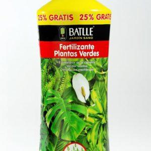 fert. plantas verdes